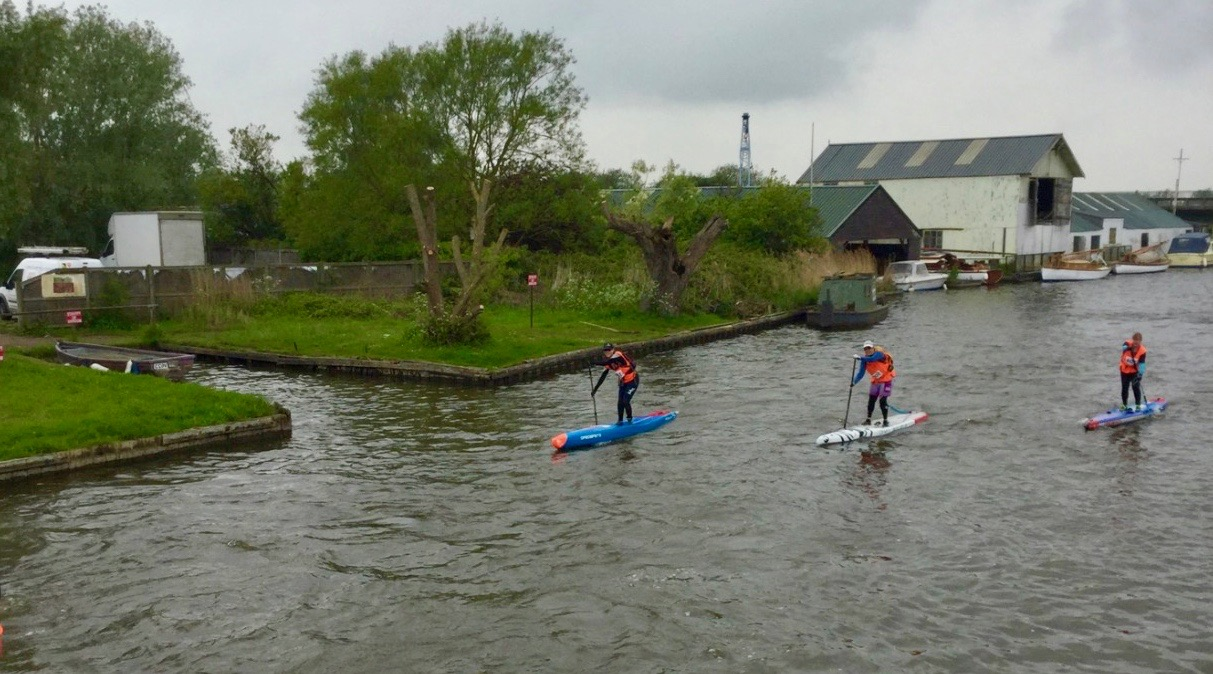 The Norfolk Broads Ultra SUP - 1
