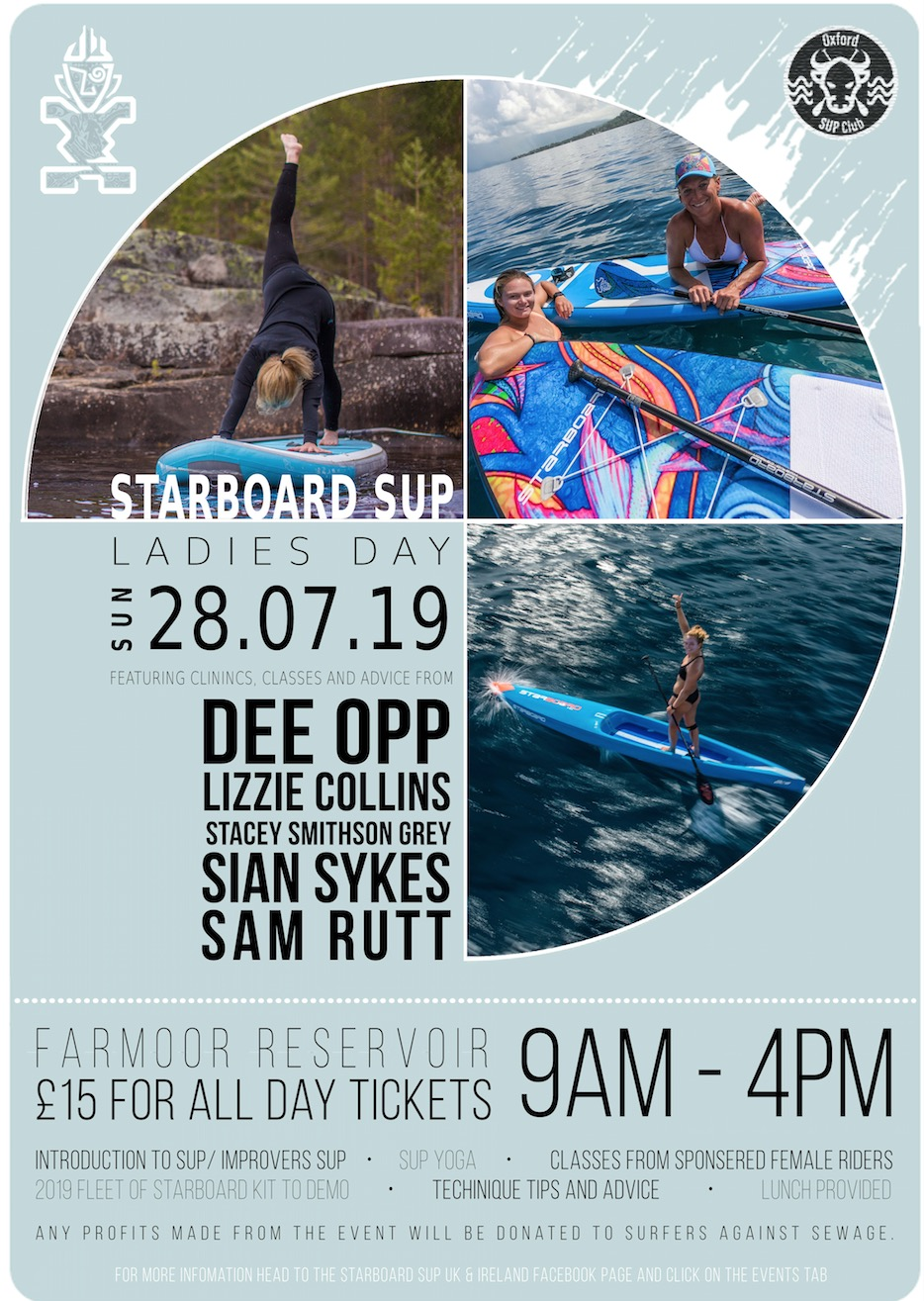 Starboard SUP Ladies Day
