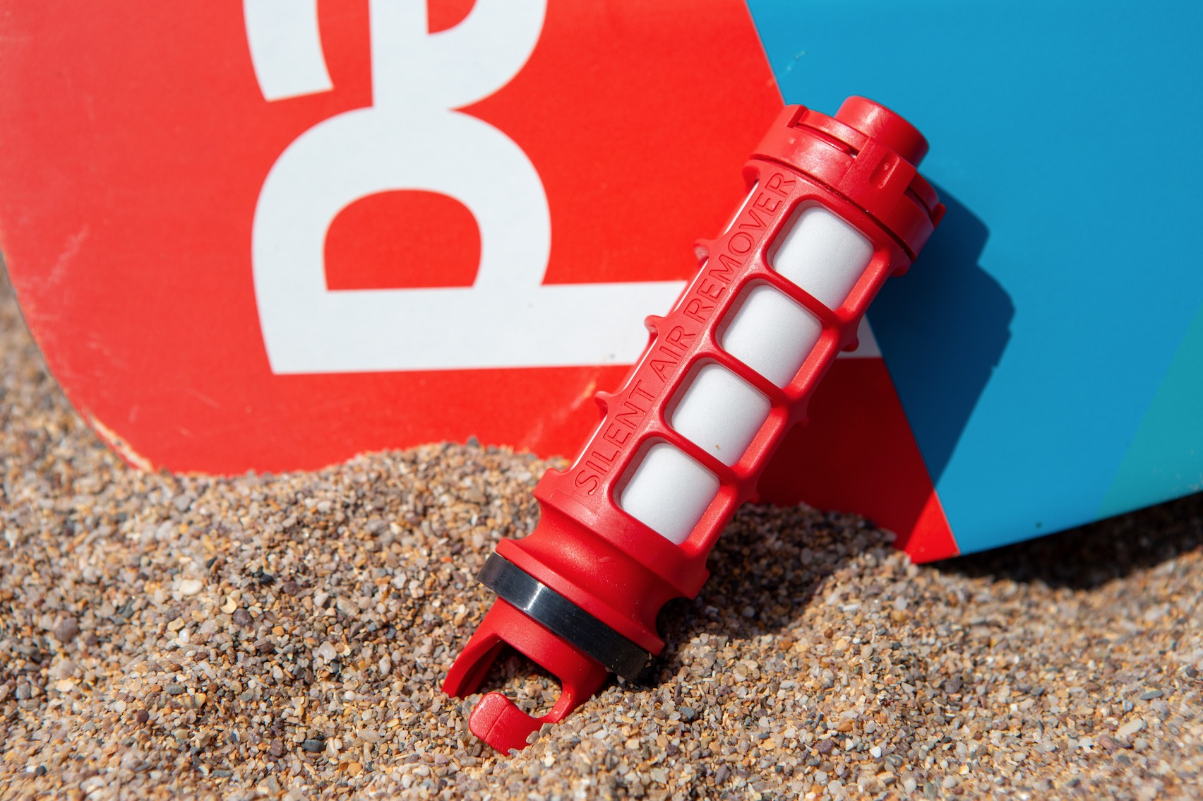 Red Red Paddle Co SUP Stand Up Paddle Boarding Silent Air Remover