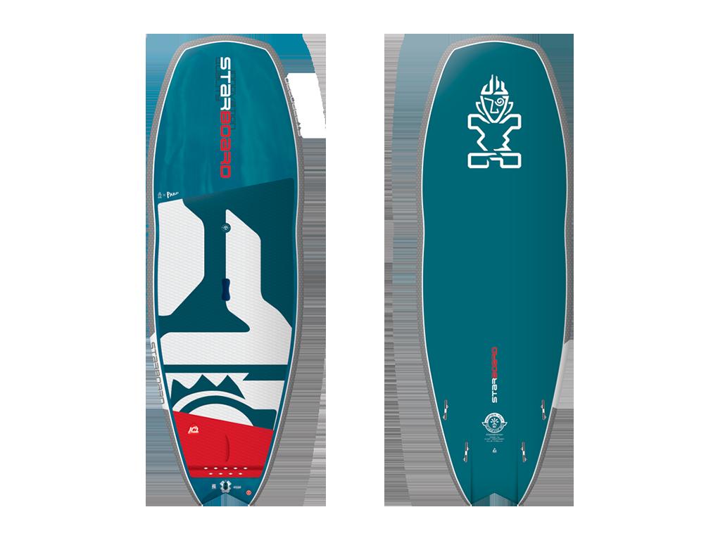 Starboard Hyper Nut Starlite 7'10″x31.5″ (2020)